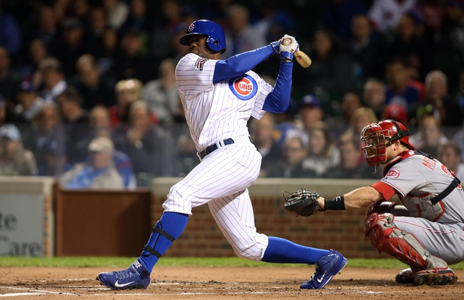 Cubs vs. Reds - 4/13/15 MLB Pick, Odds, and Prediction