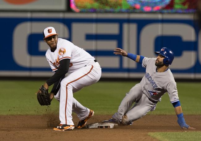 Baltimore Orioles vs. Toronto Blue Jays MLB Pick, Odds, Prediction 9/16/14