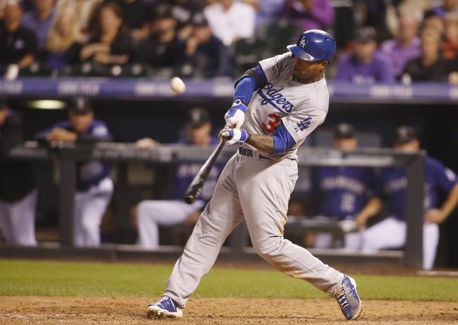 Colorado Rockies vs. Los Angeles Dodgers MLB Pick, Odds, Prediction - 9/16/14