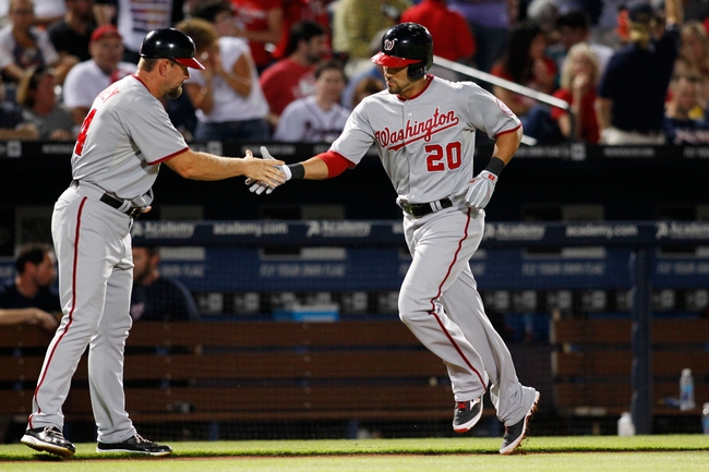 Atlanta Braves vs. Washington Nationals MLB Pick, Odds, Prediction - 9/17/14