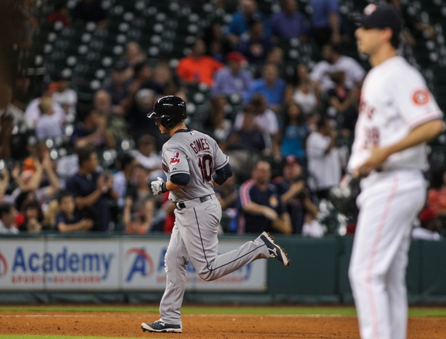 Houston Astros vs. Cleveland Indians MLB Pick, Odds, Prediction - 9/17/14