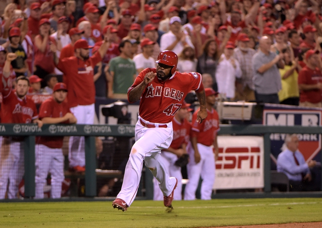 Los Angeles Angels vs. Seattle Mariners Pick-Odds-Prediction - 9/18/14