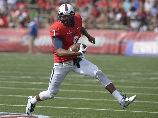 Louisiana-Lafayette Ragin` Cajuns vs. South Alabama Jaguars - 11/1/14 College Football Pick, Odds, and Prediction