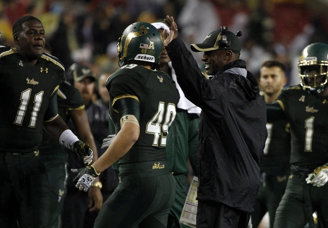 College Football Preview: The 2015 South Florida Bulls