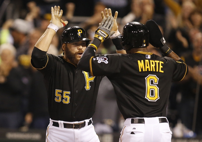 Pittsburgh Pirates vs. Milwaukee Brewers 9/20/14 MLB Pick, Odds, Prediction