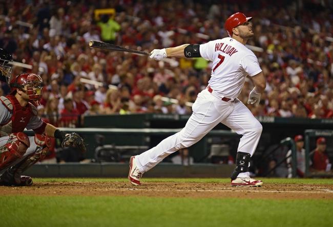 St. Louis Cardinals vs. Cincinnati Reds 9/20/14 MLB Pick and Odds