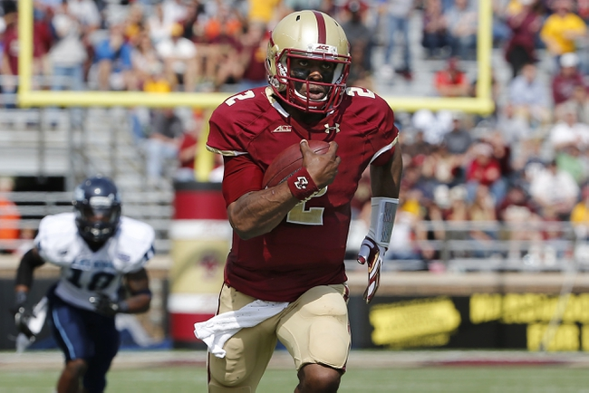 North Carolina State Wolfpack vs. Boston College Eagles Pick-Odds-Prediction 10/11/14