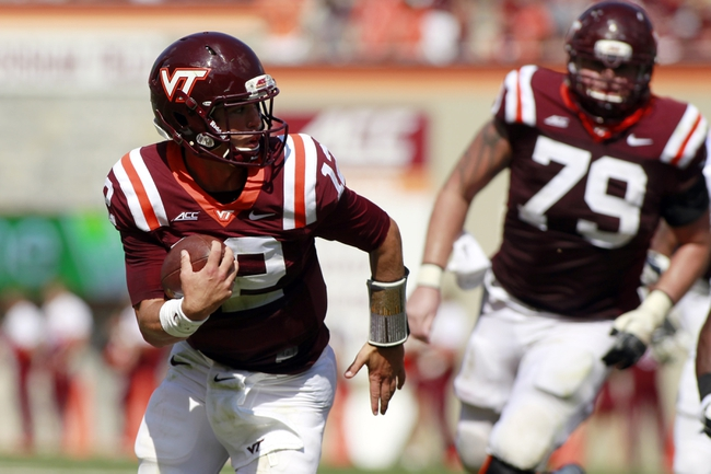 North Carolina Tar Heels vs. Virginia Tech Hokies Pick-Odds-Prediction 10/4/14