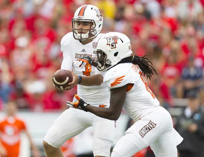 Bowling Green Falcons vs. Ball State Cardinals - 11/28/14 College Football Pick, Odds, and Prediction