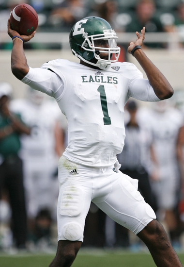 Eastern Michigan vs. Ball State - 9/19/15 College Football Pick, Odds, and Prediction
