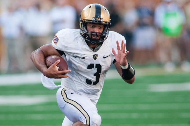 Yale Bulldogs vs. Army Black Knights CFB Pick, Odds, Prediction - 9/27/14