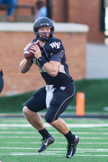 Army Black Knights vs. Wake Forest Demon Deacons - 9/19/15 College Football Pick, Odds, and Prediction