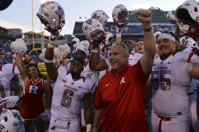 Rutgers Scarlet Knights vs. Tulane Green Wave CFB Pick, Odds, Prediction - 9/27/14