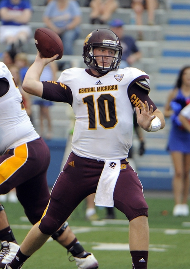 Central Michigan Chippewas vs. Western Michigan Broncos - 11/22/14 College Football Pick, Odds, and Prediction