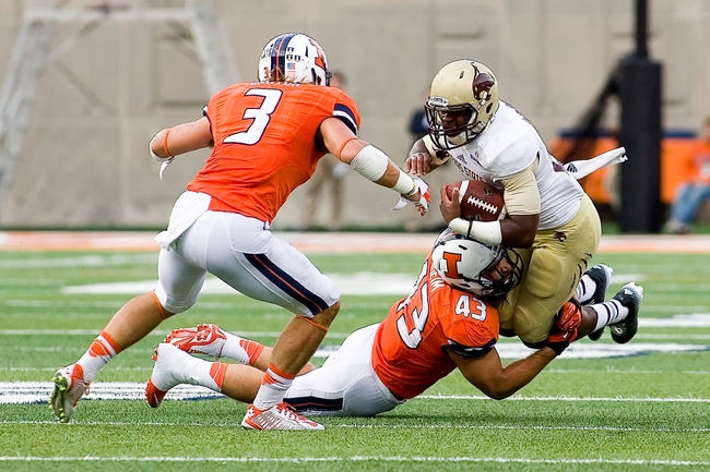 Houston Cougars vs. Texas State Bobcats - 9/26/15 College Football Pick, Odds, and Prediction