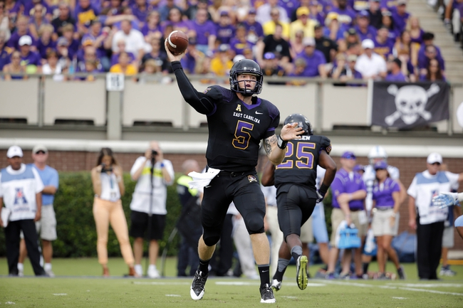 East Carolina Pirates vs. Southern Methodist Mustangs Pick-Odds-Prediction - 10/4/14