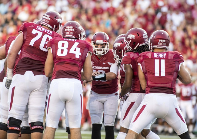 Texas A&M Aggies vs. Arkansas Razorbacks 9/27/14 College Football Pick, Odds, and Prediction