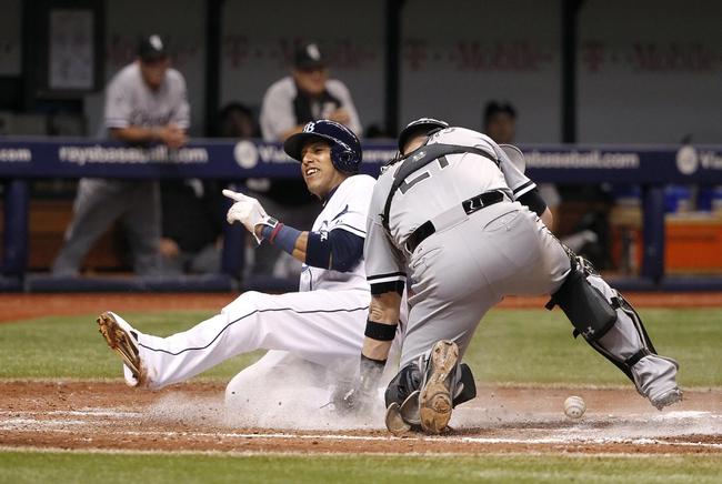 Tampa Bay Rays vs. Chicago White Sox MLB Pick, Odds, Prediction - 9/21/14