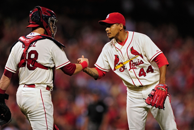 Reds vs. Cardinals - 4/10/15 MLB Pick, Odds, and Prediction