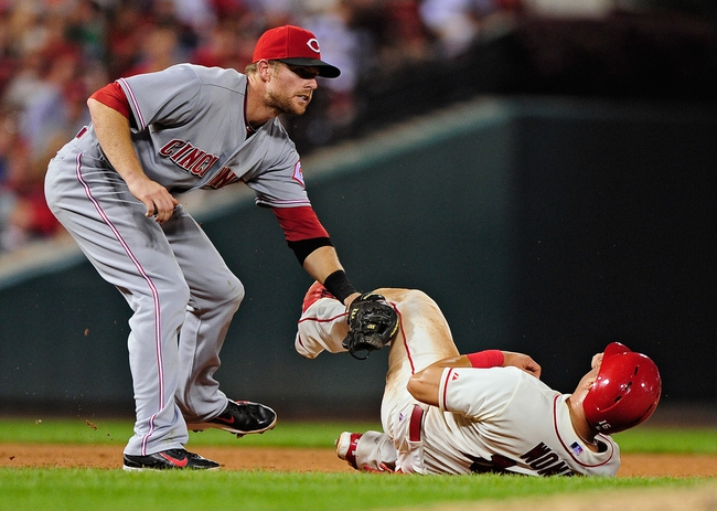 Reds vs. Cardinals - 4/12/15 MLB Pick, Odds, and Prediction