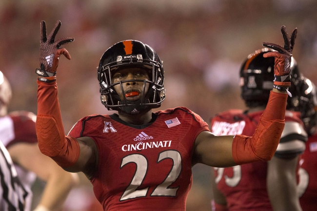 Cincinnati Bearcats vs. Miami (Ohio) Redhawks - 9/19/15 College Football Pick, Odds, and Prediction