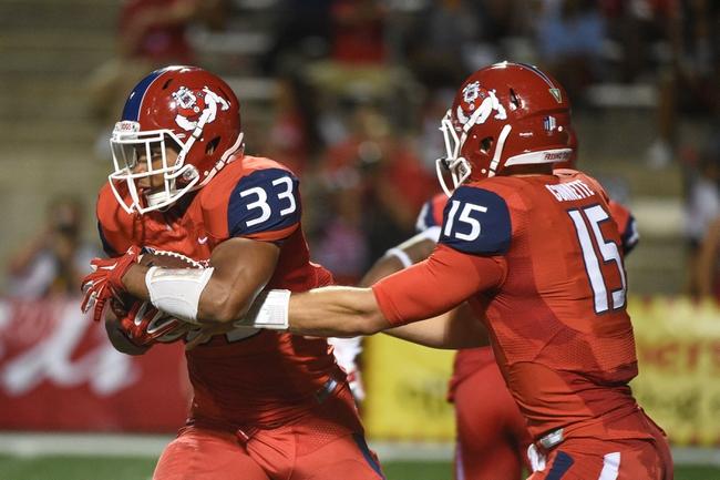 UNLV Rebels vs. Fresno State Bulldogs Pick-Odds-Prediction - 10/10/14