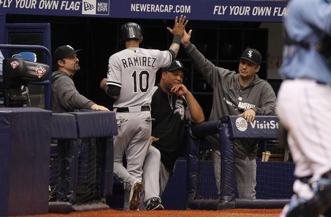 Rays vs. White Sox - 6/12/15 MLB Pick, Odds, and Prediction