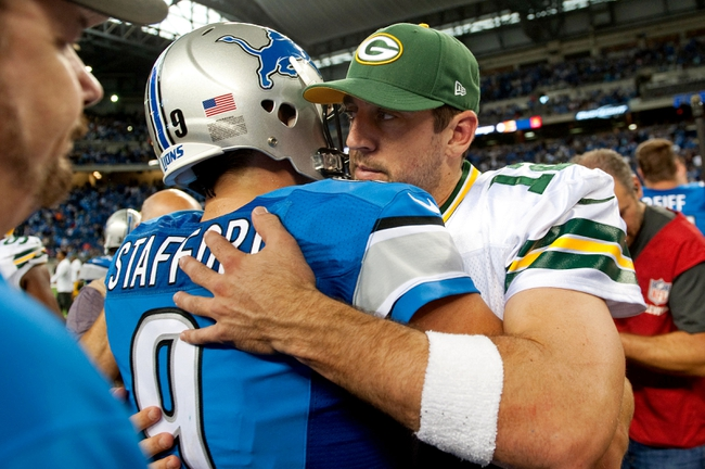 Packers vs. Lions - 12/28/14 NFL Pick, Odds, and Prediction