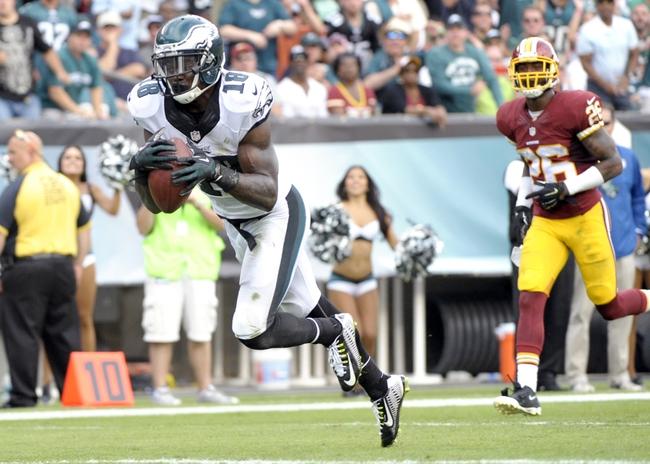 Redskins vs. Eagles - 12/20/14 NFL Pick, Odds, and Prediction