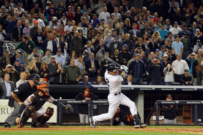 New York Yankees vs. Baltimore Orioles MLB Pick, Odds, Prediction - 9/23/14