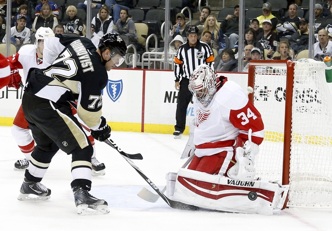 Detroit Red Wings vs. Pittsburgh Penguins Pick-Odds-Prediction - 10/23/14