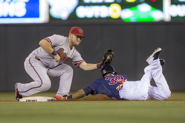 Minnesota Twins vs. Arizona Diamondbacks MLB Pick, Odds, Prediction - 9/23/14