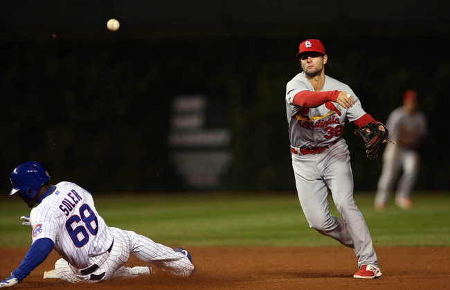 Chicago Cubs vs. St. Louis Cardinals 9/23/14 MLB Pick, Odds, Prediction