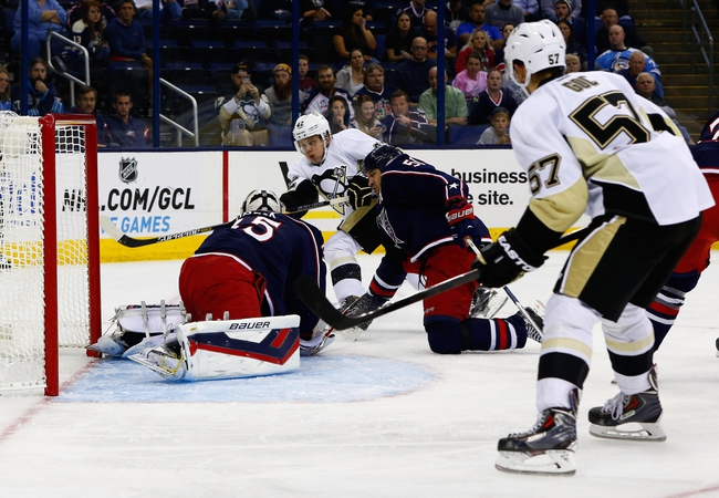 Blue Jackets vs. Penguins - 12/13/14 NHL Pick, Odds, and Prediction