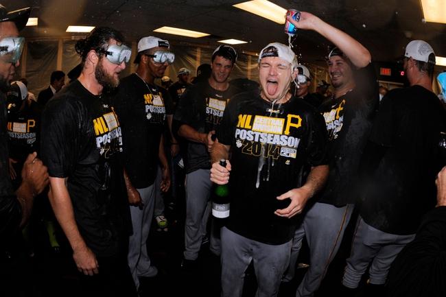 Atlanta Braves vs. Pittsburgh Pirates 9/24/14 MLB Pick, Odds and Prediction