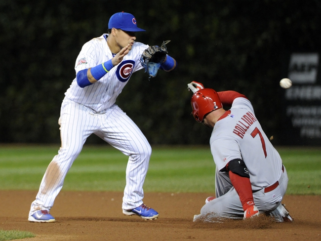 Chicago Cubs vs. St. Louis Cardinals MLB Pick, Odds, Prediction - 9/24/14