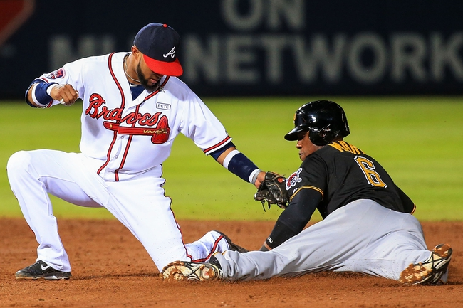 Atlanta Braves vs. Pittsburgh Pirates 9/25/14 MLB Pick, Odds, Prediction