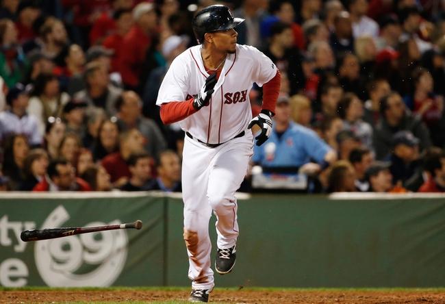 Boston Red Sox vs. Tampa Bay Rays MLB Pick, Odds, Prediction 9/25/14
