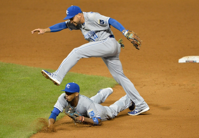 Indians vs. Royals - 4/27/15 MLB Pick, Odds, and Prediction