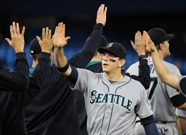 Blue Jays vs. Mariners - 5/22/15 MLB Pick, Odds, and Prediction