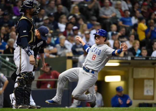 Milwaukee Brewers vs. Chicago Cubs 9/28/14 MLB Pick, Odds, and Prediction
