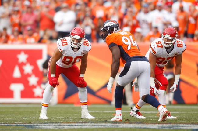 Chiefs vs. Broncos - 11/30/14 NFL Pick, Odds, and Prediction
