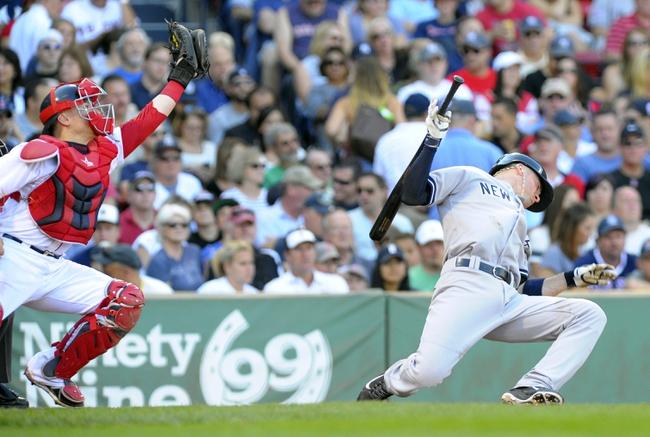 Boston Red Sox vs. New York Yankees MLB Pick, Odds, Prediction - 9/28/14