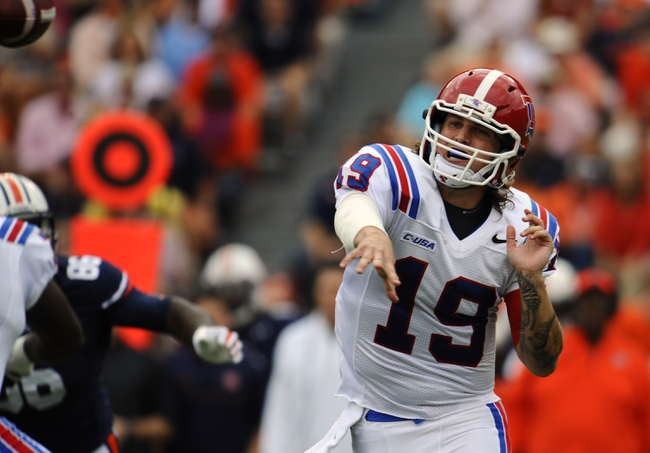 UAB Blazers vs. Louisiana Tech Bulldogs - 11/8/14 College Football Pick, Odds, and Prediction