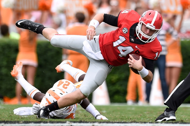 Georgia vs. Vanderbilt 10/4/14 Free College Football Pick, Odds, and Prediction