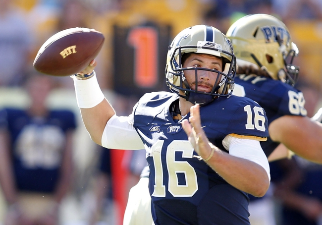 Pittsburgh Panthers vs. Georgia Tech Yellow Jackets Pick-Odds-Predictions 10/25/14