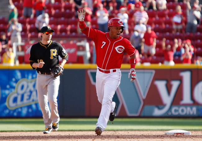 Cincinnati Reds vs. Pittsburgh Pirates Pick-Odds-Prediction - 9/28/14