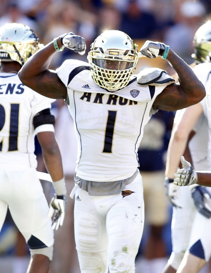 Eastern Michigan vs. Akron - 10/10/15 College Football Pick, Odds, and Prediction