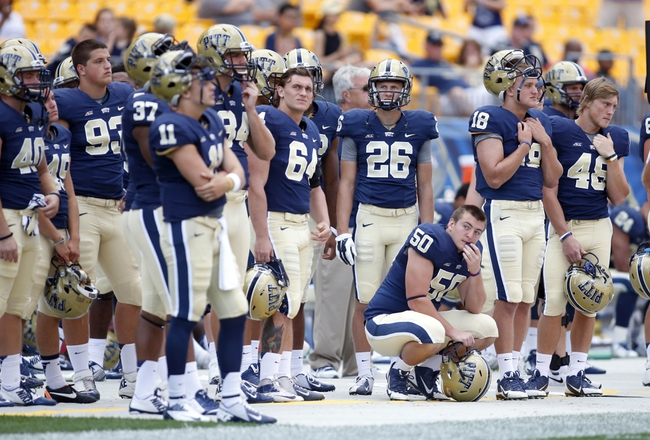 Pittsburgh Panthers vs. Akron Zips - 9/12/15 College Football Pick, Odds, and Prediction