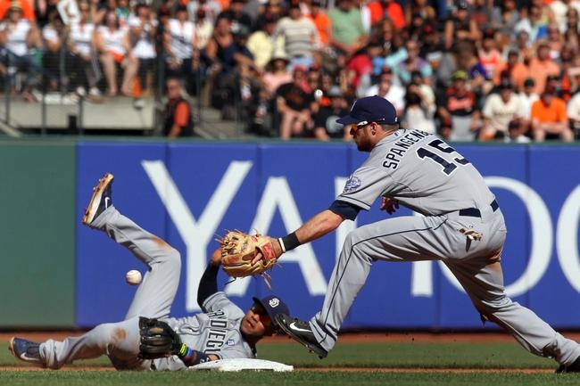 San Francisco Giants vs. San Diego Padres MLB Pick, Odds, Prediction - 9/28/14